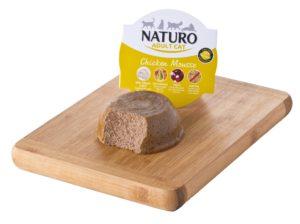 Naturo Cat Chicken - krmivo pro kočky Kuřecí