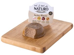 Naturo Cat Turkey - krmivo pro kočky - Krůta