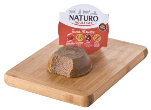 Naturo Cat Tuna - krmivo pro  kočky - tuňák