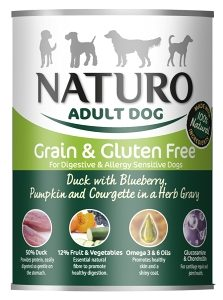 NATURO DUCK 400g Can
