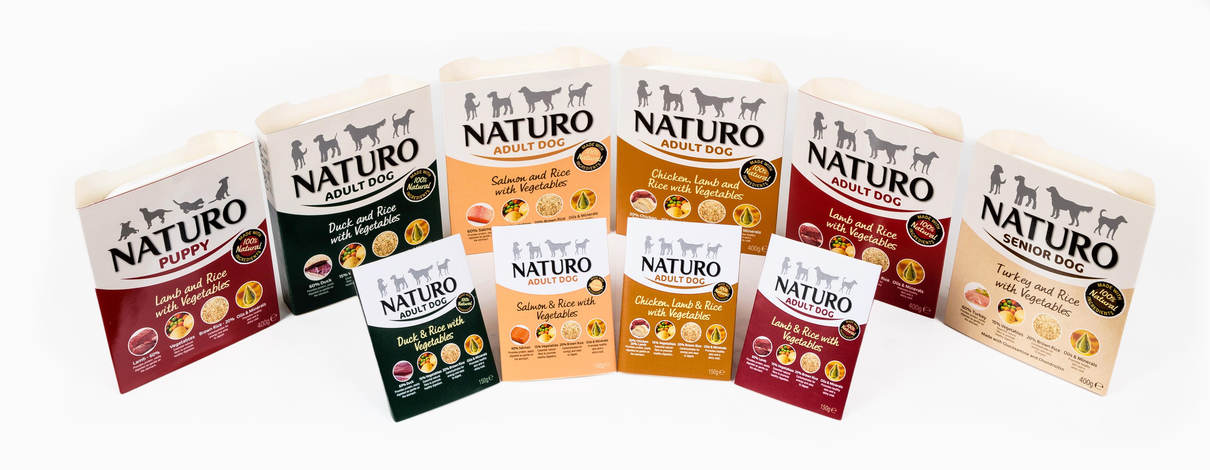 Naturo 150g & 400g Group