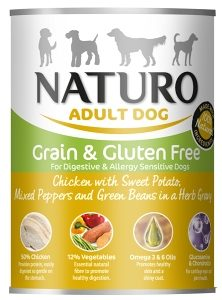 NATURO CHICKEN 400g can