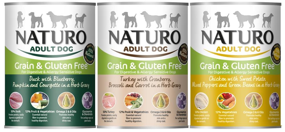 Naturo - cans