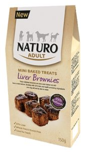 Naturo Treats Liver Brownies LR